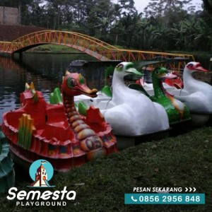 Jual Sepeda Air Wisata Bogor