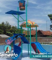Waterplay Wisata Outdoor
