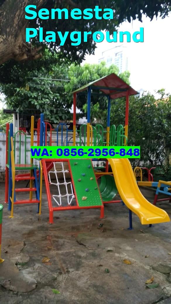Playground Perosotan Outdoor