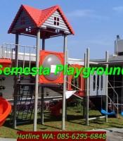 Playground Halaman Rumah